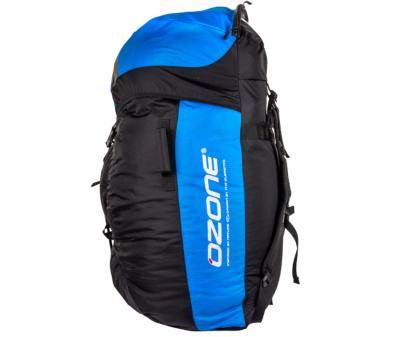 Ozonekites Travel Gear Bag 135 Liter Kiterucksack für mehrere Kites Snowkite Odenwald