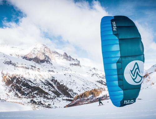 Flysurfer Soul & Peak4 rocken die Hills