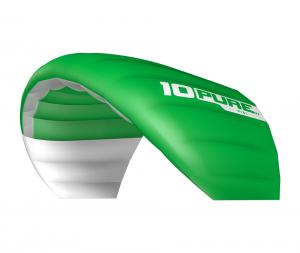 der neue Purev1 von Ozonekites gibt es in den Farben grün.