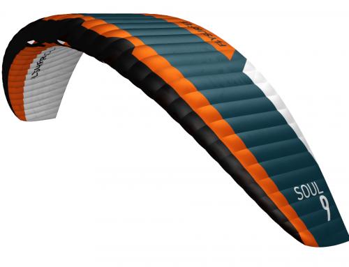 Der Soul von FLYSURFER ist ein Closed Cell Kite für | Kitesurfen | Foilkiten | Kitelandboarding | & | Snowkiten |