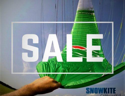 Sale von Kites & Boards