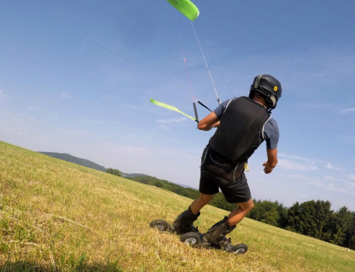 easy kiting ✅mit den Flxride Land Kite Skates ✅