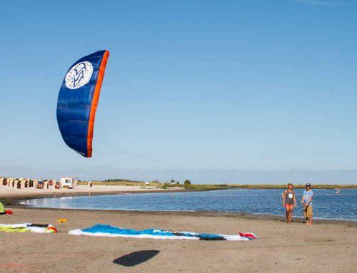 Wir empfehlen Trainerkites für Anfänger zum Kiten lernen ✅