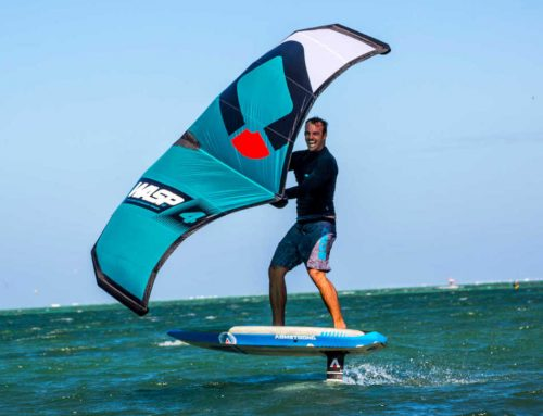 Ozone Kites – Kite Wing Surfer WASP V1 Testbericht