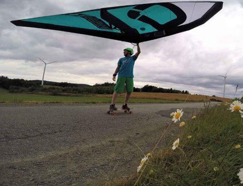 Kitewingkurse zur Vorbereitung auf das Wingfoilen/ Wingsurfen